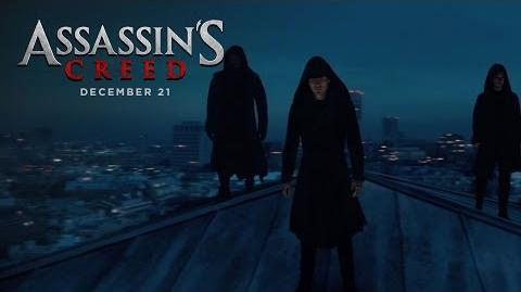 """Assassin's Creed """"You Belong to the Creed"""" TV Commercial 20th Century FOX"""