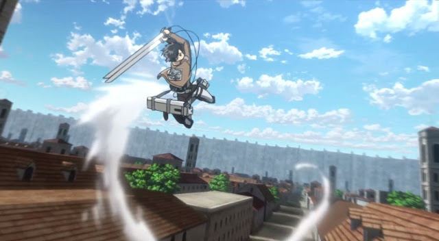File:Shingeki no Kyojin anime Review attack of the titan eren jaeger fight giant blade.jpg