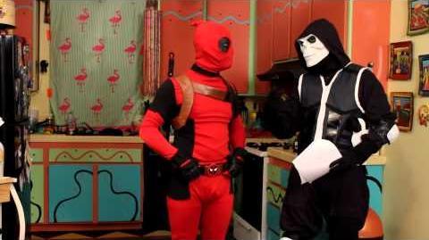 Deadpool Vs Taskmaster (Explicit Outtakes)-0