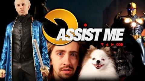 'ASSIST ME!' - Vergil and Nova Ultimate Marvel vs Capcom 3 Live Action Tutorial