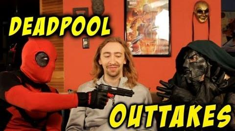 Assist Me! Deadpool Outtakes