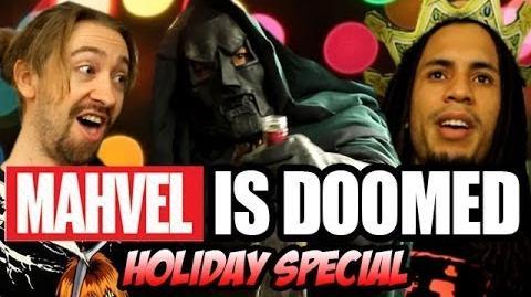 MAHVEL IS DOOMED! Holiday Special Movie by Maximilian