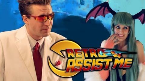 RETRO ASSIST ME! Part 3 (Marvel vs Capcom Origins Tutorial Movie)