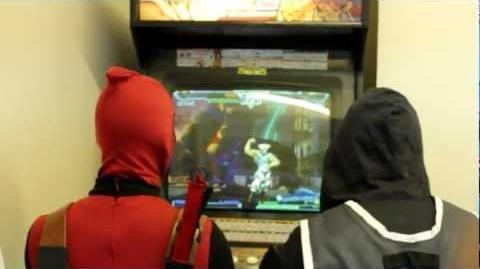 Taskmaster VS Deadpool Revengance-0