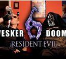 Doom and Wesker watch Resident Evil 6 Trailer 2