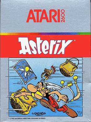 Asterix Atari 2600