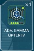 Gamma opter