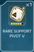 Support pivot
