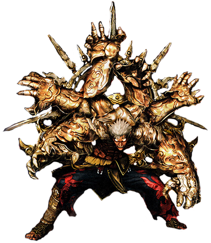 File:Six armed mantra asura by superkaijuking-d8zrkui.png