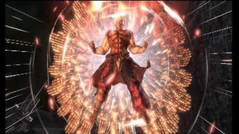 "Asura's Wrath ""Against all Odds"" AMV"