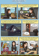 Comic strip about sydoline by meli