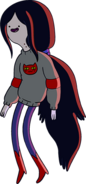 Marceline Return to the Nightosphere outfit