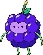 BlueBerry Princess