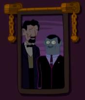 Abe and Hunson Abadeer