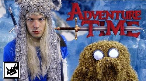 Adventure Time The Movie (Live-Action 4K Trailer) Gritty Reboots