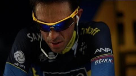 Alberto Contador - Passion and Execution