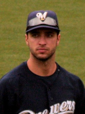 Ryan Braun on July 20, 2008
