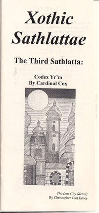 Xothic Sathlattae 03