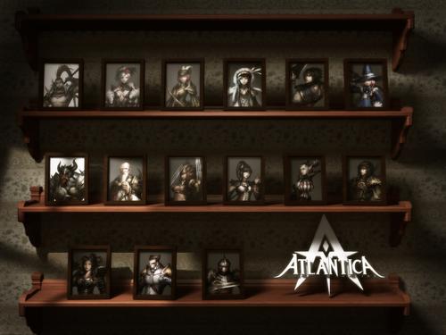 Mercenary portraits