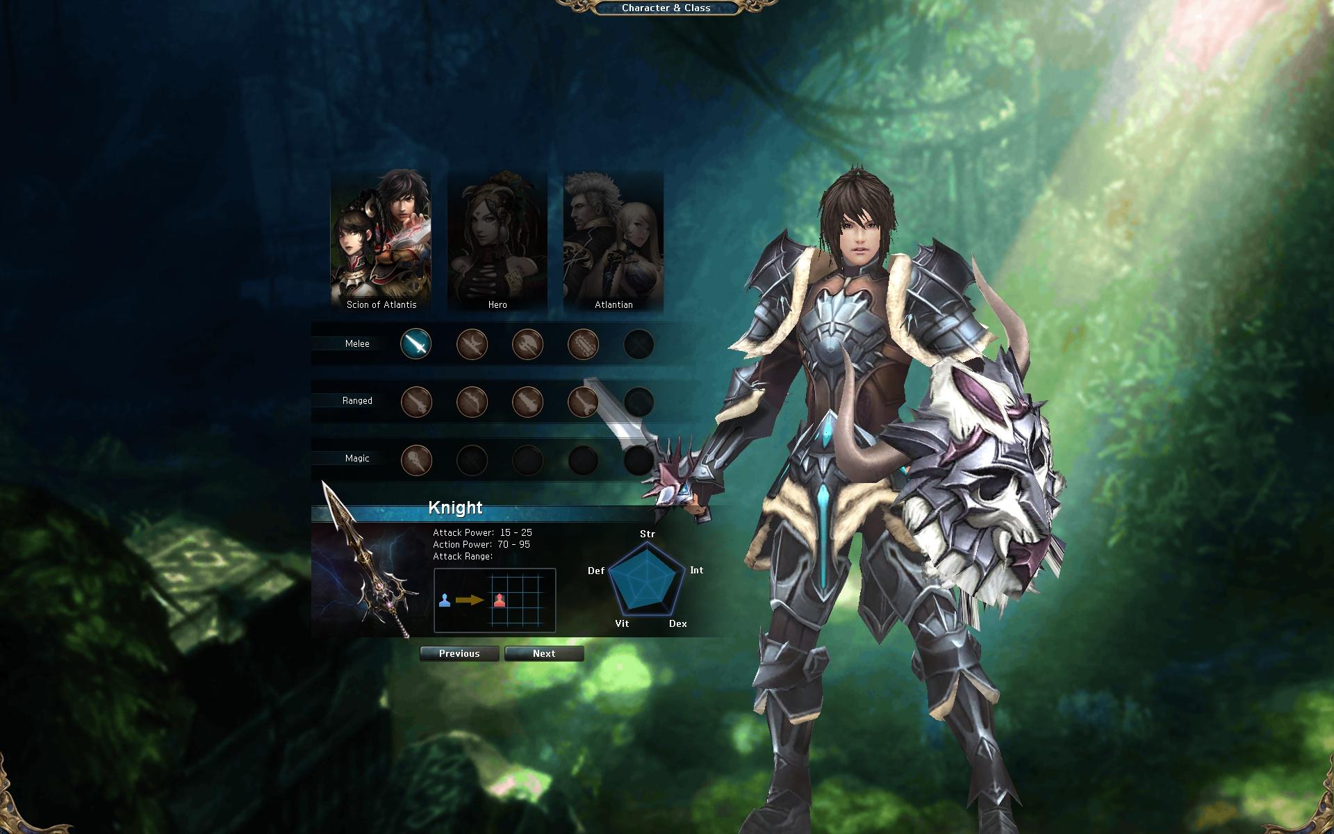 Atlantica Online - MMORPG.com