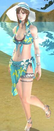 Beach Outfit Female
