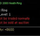 2000 Health Ring