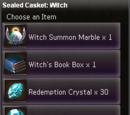 Sealed Casket: Witch