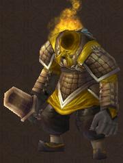 Headless warrior
