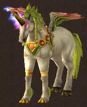 Tainted unicorn