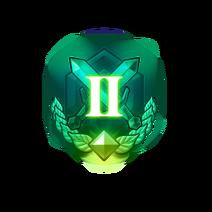 Season 2 ranked - Participation-Emblem