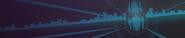 Emerald Skyline-Background