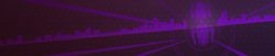 Neon Skyline-Background