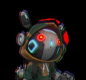 Oz-Game Portrait