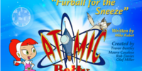 Atomic Betty: Furball For The Sneeze
