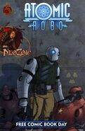 Atomic Robo and Friends Vol 1 1