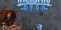 Atomic Robo and Friends/Covers