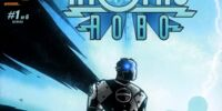 Atomic Robo/Covers