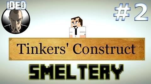 Minecraft Tutorials - Tinkers Construct - Smeltery