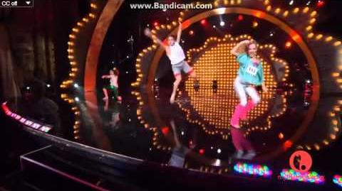 Abby's Ultimate Dance Competition - Trio 2