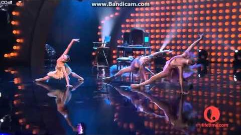 Abby's Ultimate Dance Competition - Trio 4