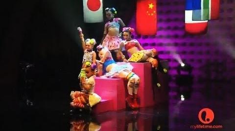 Group Dance Harajuku - Week 8 AUDC