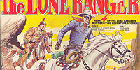 The Lone Ranger (Peter Pan Records)