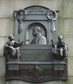 Memorial to WS Gilbert v4