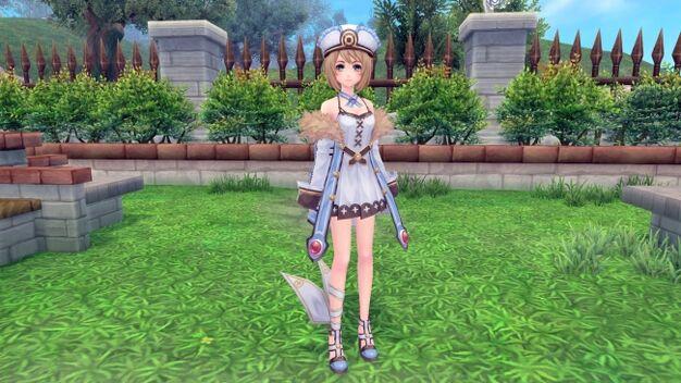 Blanc Costume