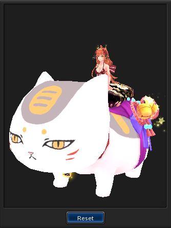 Fat Lucky Cat