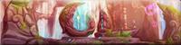 Banner Twilight Forest