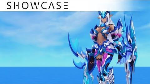 Showcase Aura Kingdom Eidolons - Sigrun's Combo Skill