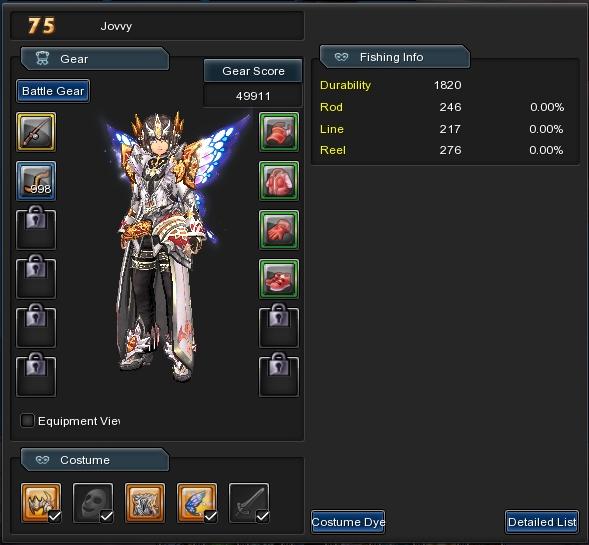 Ronin - Weapons - Items - Aura Kingdom Database