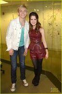 Laura Marano and Ross Lynch2