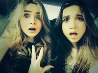 Rowan and Sabrina1